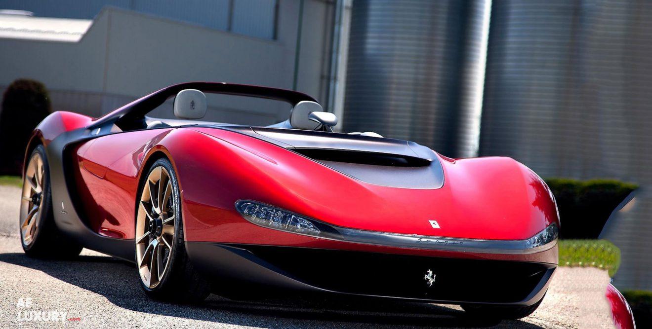 خودروی فراری Pininfarina Sergio