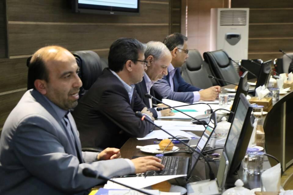جلسه ستاد فرماندهی اقتصاد مقاومتی استان آذربایجان غربی
