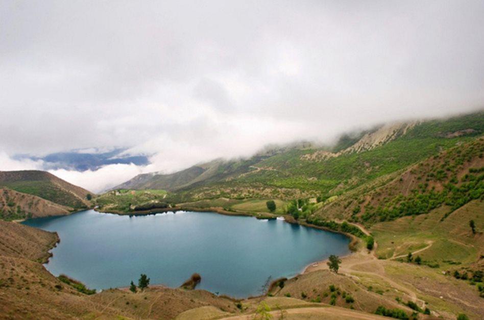 دریاچه خضر نبی؛ بهشت گمشده کجور