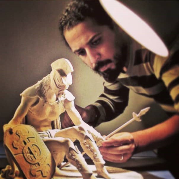 سید جلال موسوی چهره پرداز