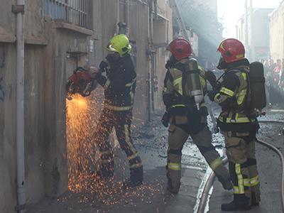 آتش نشانی2