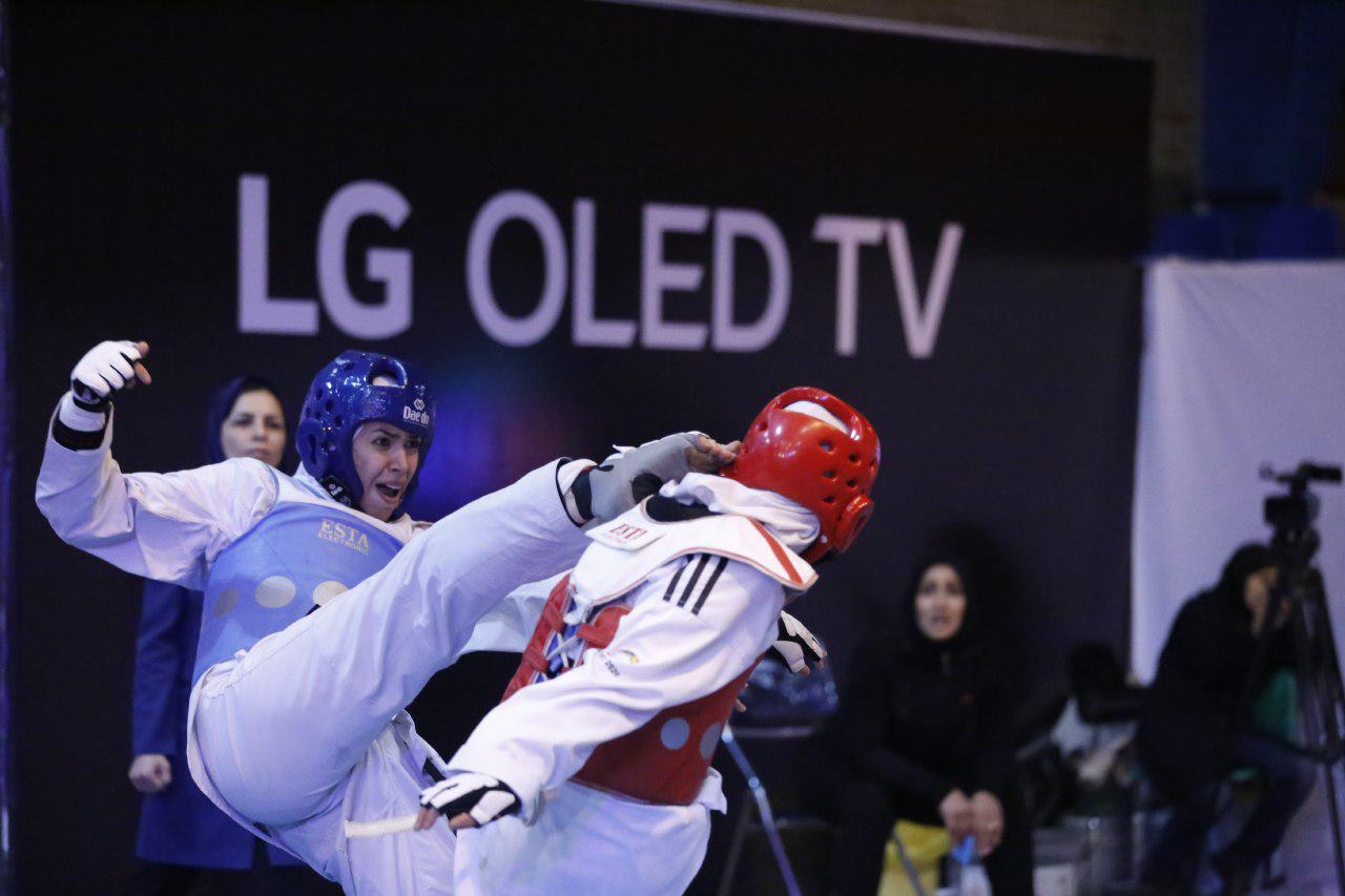 گزارش تصویری مسابقات قهرمانی کشور جوانان و بزرگسالان زنان-جام سفیر کره جنوبی
