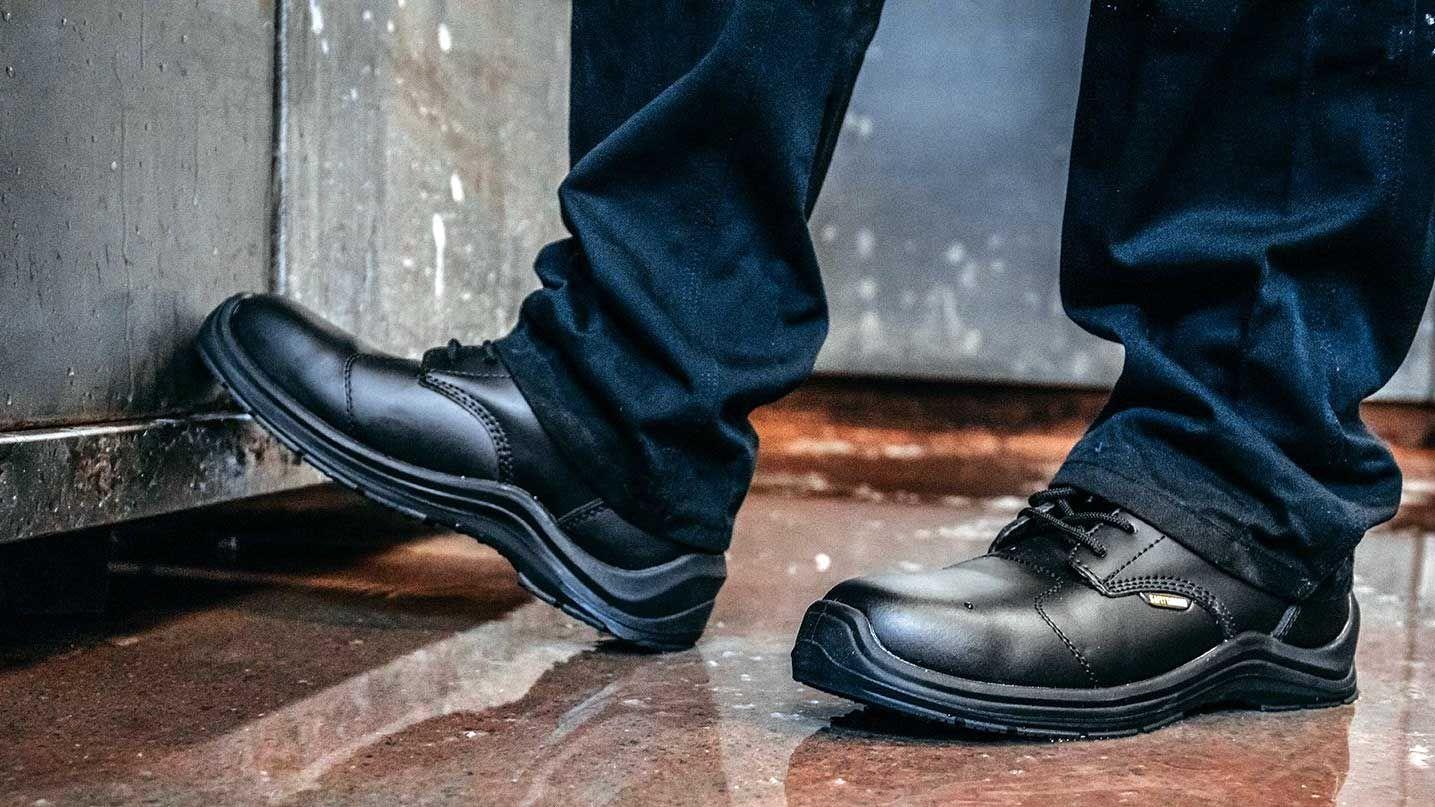 بهترین کفش ایمنی + الوایمنی