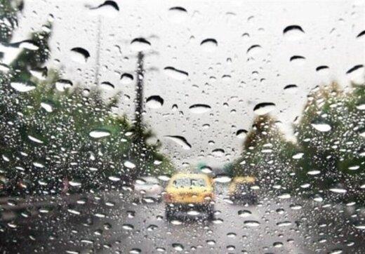 چهارشنبه منتظر باران باشید