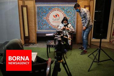 حضور+یگانه+علی+اکبری+نخبه+شاعر+در+خبرگزاری+برنا (1)