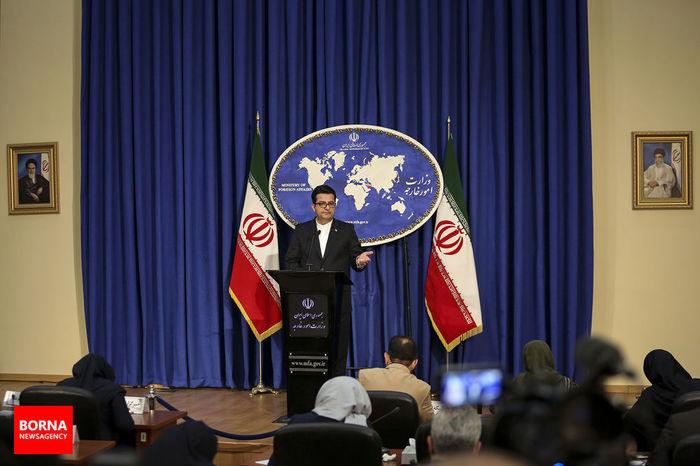 وزارت خارجه بیانیه مداخلهآمیز فرانسه درباره برنامه فضایی ایران را رد کرد