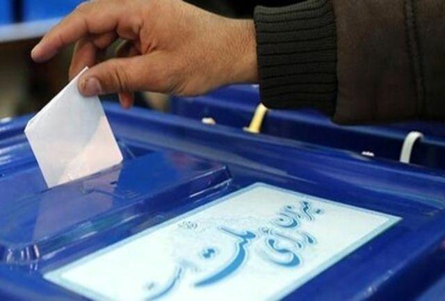 ۶۵ شعبه اخذ رای در خنداب پیش بینی شده است