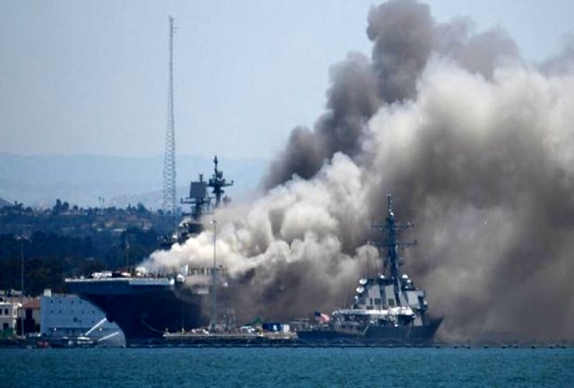ماجرای حادثه کشتی ایرانی در دریای سرخ چیست؟
