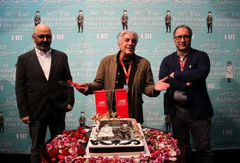 افتتاحیه سی و ششمین جشنواره جهانی فیلم فجر