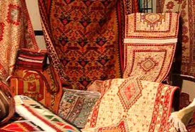 تحویل اسناد ثبت نشان جغرافیایی ملی به صنایع دستی اردبیل