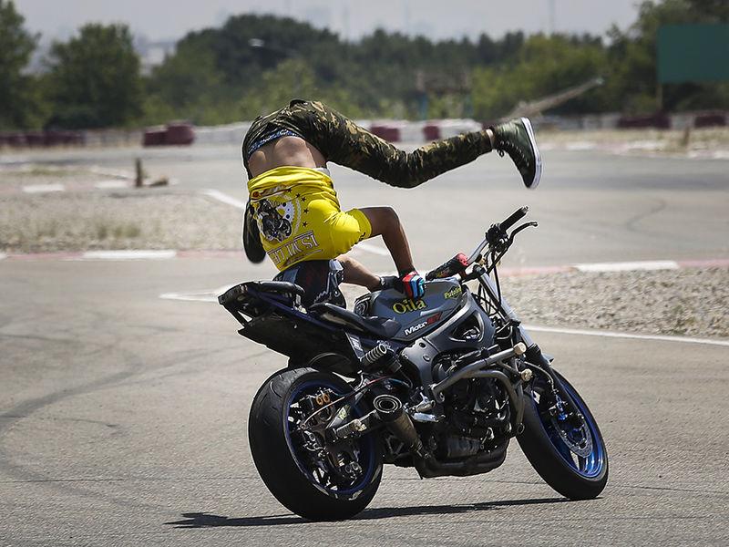 افتتاح آکادمی بین المللی فدراسیون موتورسواری و اتومبیلرانی