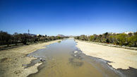 آب رودخانه زایندهرود به سمت اصفهان رها شد