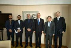 سفیر ایران با معاون وزیر خارجه بلاروس دیدار کرد