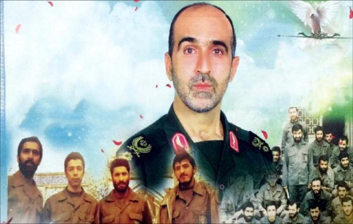 دومین سالگرد سردار شهید حاج علی ییلاقی اشرفی برگزار میشود