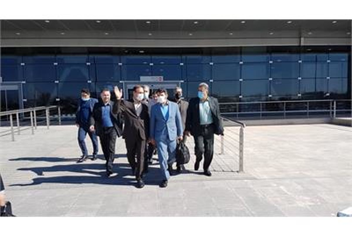 وزیر تعاون، کار و رفاه اجتماعی در جریان هشتمین سفر استانی رئیس جمهوری وارد اردبیل شد