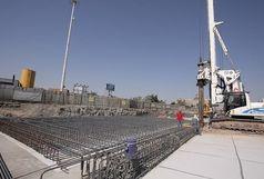 پیشرفت پروژه احداث زیرگذر کوی نصر به مرز 60 درصد رسید
