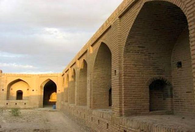 مرمت خانه تاریخی حشمت اللشکر سرخه تا دو ماه آینده باید نهایی شود