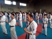 همایش بزرگ کاراته کاران سبک کیوکوشین کان در مشگین شهربرگزارشد