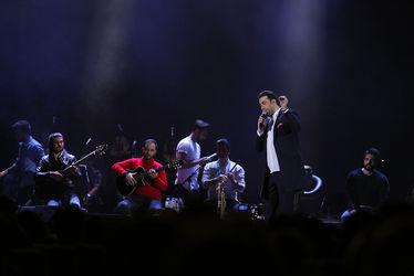 کنسرت امید حاجیلی - جشنواره موسیقی فجر