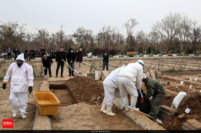 مرگ ۱۰۳۶۴ ایرانی بر اثر کرونا/  مجموع مبتلایان به بیش از ۲۲۰ هزار نفر رسید