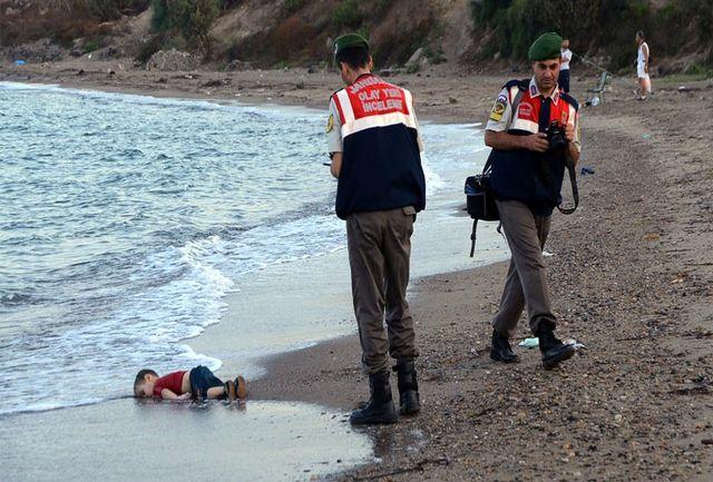 جسم خاموش کودکی دنیا را لرزاند!