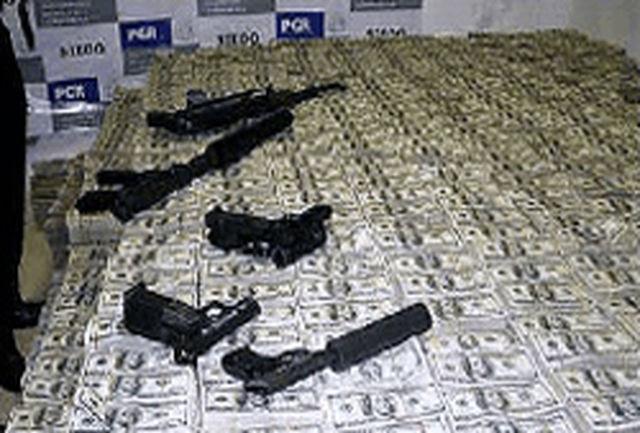 انهدام باند قاچاق سلاح و مهمات غیر مجاز در نقده