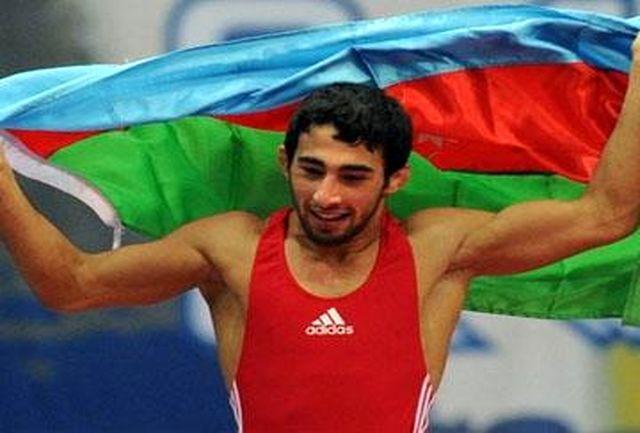 آذربایجان با مهره ایرانی اش بوی قهرمانی می دهد