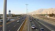 گره ترافیکی سنگین در آزادراه قزوین-رشت