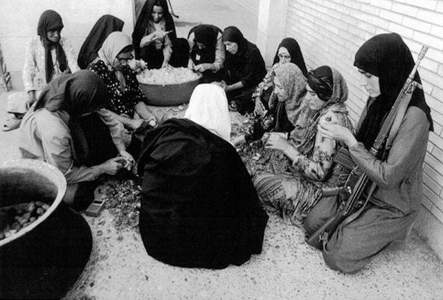 برگزاری ۲۳۰۰ برنامه فرهنگی با موضوع نقش زنان در دفاع مقدس