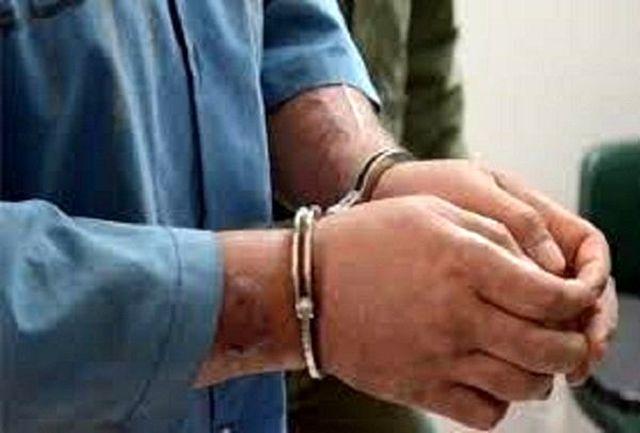 دستگیری باند سارقان به عنف در پوشش مسافر