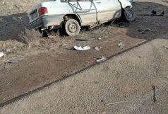 حادثه خونین رانندگی محور بستان آباد –سراب
