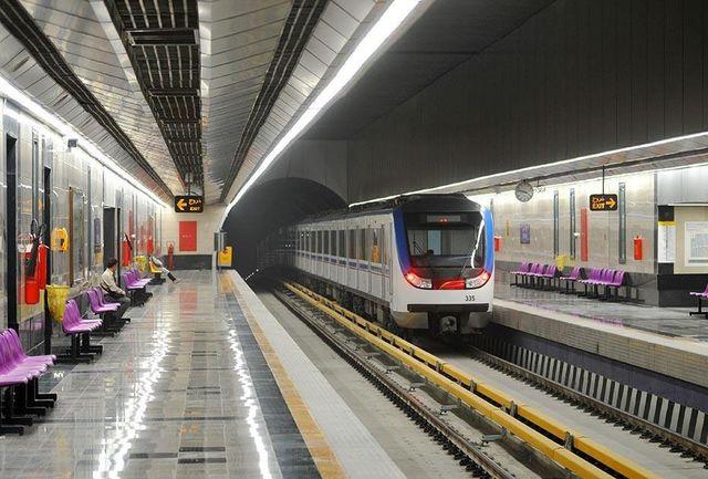 توسعه شمالی خط 3 مترو با همکاری شهرداری منطقه یک