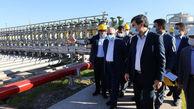 بازدید وزیر نفت از پایلوت طرح نوسازی مناطق نفتخیز جنوب