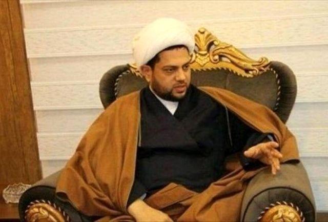 عراق باید در کنار ملت و رهبری حکیم ایران بایستد