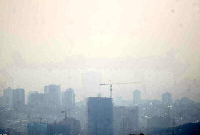 افزایش آلایندههای جوی در خراسان رضوی
