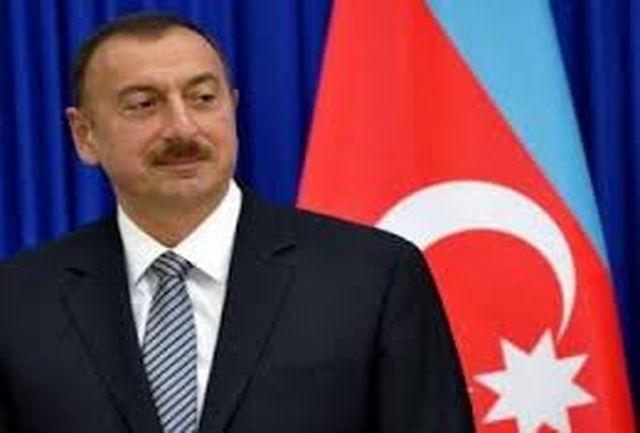 رئیس جمهور آذربایجان بار دیگر از ایران تشکر کرد
