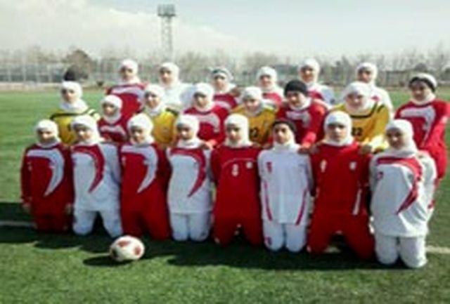 اعلام زمان جدید اردوی تدارکاتی تیم ملی زیر 14 سال بانوان