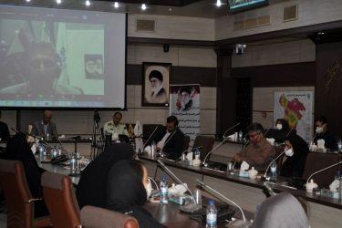 مراسم روز جهانی پناهده به صورت ویدئو کنفرانس برگزار شد