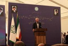 افشانی: شروع پروژهها بدون توجه به نیاز مالی مشکل کل کشور است/ پروژههای کلانشهر تهران باید پیوست مطالعات زیست محیطی داشته باشند