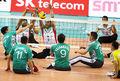 اردوی مشترک تیمهای ملی والیبال نشسته ایران و روسیه برگزار میشود