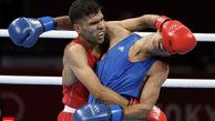 دومین بوکسور ایران هم از المپیک حذف شد