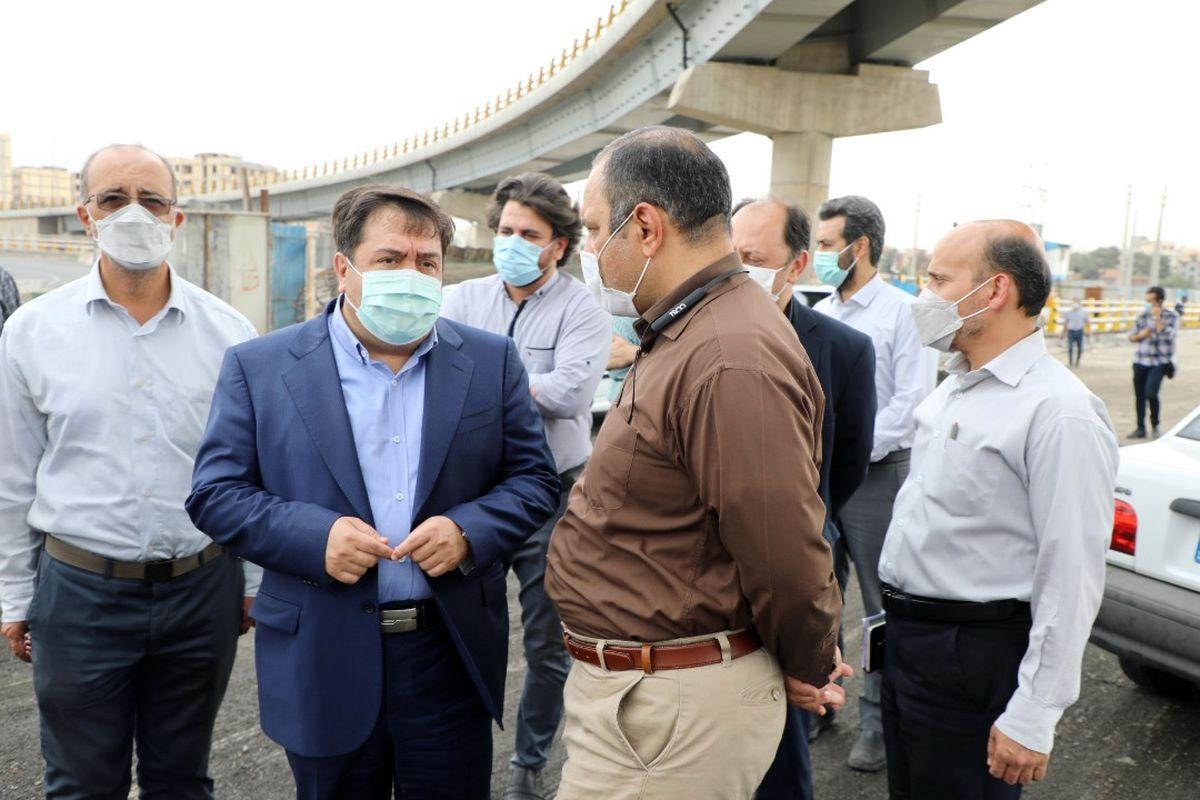 تأکید بر تکمیل عملیات اجرایی پل باقرشهر