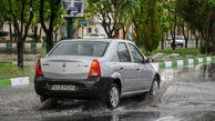 بارشها در چهارمحال و بختیاری تا پایان هفته جاری ادامه دارد