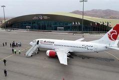 تکذیب آتشسوزی در فرودگاه بینالمللی