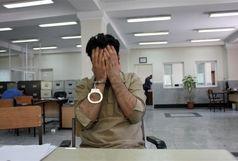 دستگیری سارق داخل خودرو با 5 فقره سرقت