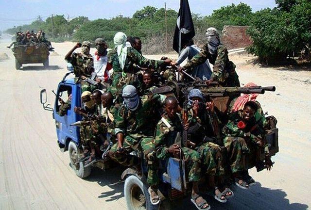 ۵۲ نفر از شبه نظامیان «الشباب» در سومالی کشته شدند
