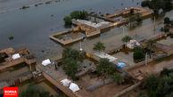 5 کشته و مفقود در سیلاب شب گذشته