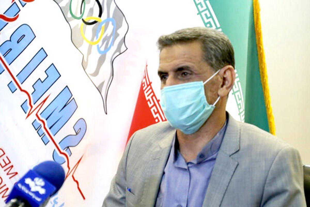 پیگیری تمهیدات جامع پزشکی برای کاروان اعزامی به المپیک