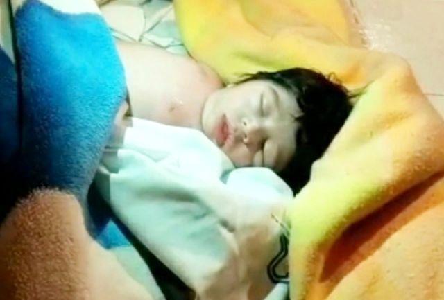 نوزاد دو ماهه آبدانانی درگذشت