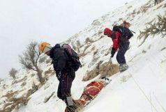 جسد یکی کوهنوردان گم شده  زنجانی پیدا شد
